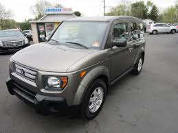 Used 2007 Honda Element 4wd 4dr At Ex For Sale In Maple