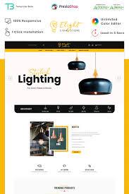 E Light Led Lighting E Light Led Lighting Store Prestashop Theme