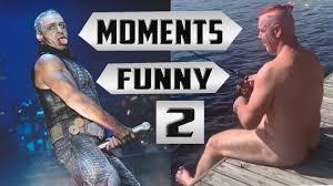 Funny moments <b>Rammstein 2</b> - YouTube