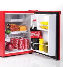desktop fridge freezer mini refrigerator with lock stainless steel dorm refrigerator mini electric refrigerator small drinks fridge tiny fridge freezer
