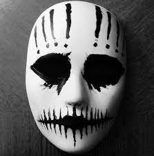 Creepy masks, Mask painting, Horror masks