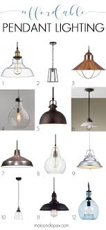 12 affordable pendants gorgeous pendants for your kitchen bath entry or elsewhere