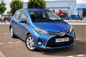Used Toyota Yaris for Sale - Listers