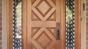 Exellent Single Main Door Designs For Indian Homes Designssingle Inside Perfect Design