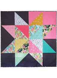 Giant Star Quilt by Jenni Baker /68x68