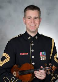 """The U.S. Army Band """"Pershing's Own""""   MSG Daniel Pierson"""