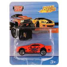<b>Технопарк</b> мод. металл. 797908-R Машина <b>Road</b> Racing 7,5см ...