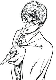 Harry Potter Free Coloring Pages Stasbalaurinfo
