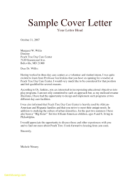 Teaching Assistant Cover Letter No Experience Cover Letter Samples