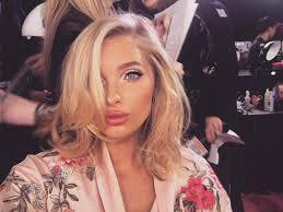victoria s secret angels reveal their essential post show skin hair care tips