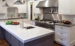 in addition to quartz countertops we offer granite and marble slabs fabricated for kitchen and bathroom countertops our showroom features solid surface