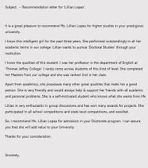 sample letter of recommendation for college application write a great college recommendation letter 7 samples