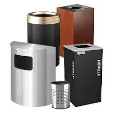 elegant trash can. Beautiful Elegant Elegant Trash U0026 Recycling Receptacles Inside Can
