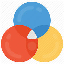 Venn Diagram Overlap Creative Process 1 By Vectors Market