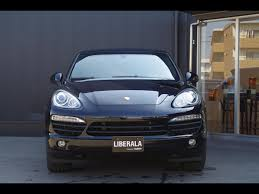 2013 PORSCHE CAYENNE S HYBRID | Used Car for Sale at Gulliver New ...