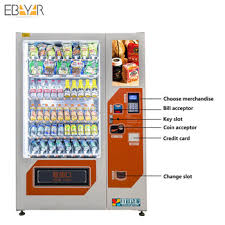 Beverage Vending Machine Magnificent Customized Vending Machines Coin Operated Drink Beverage Combo Soda