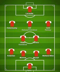 Soccer Lineups Fantasy Premier League Potential Premier League Lineups Gw24