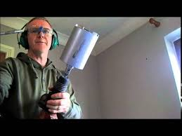 4 inch diamond core drill cavity wall