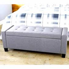 bedroom furniture benches. Bedroom Bench Seat Indoors Storage Padded Bed Furniture Queen With Benches