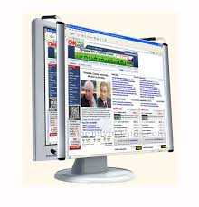 computer tv screen magnifier for 15 inch lcd