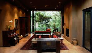 lighting design living room. Small Warm Nuance Interior Glow Ideas Can Be Decor With Brown Sofas On The Rug Design Lighting Living Room