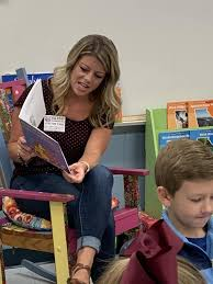 A special Thank You to Maria Nix with... - Ellijay Elementary ...