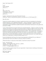 Cover Letter For Esl Teacher Cover Letter For Teacher Sample Teacher