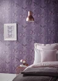 Lilac Bedroom Wallpaper 10 Stylish Purple Wallpapers
