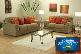 duncan sofa loveseat chair tables a 32 toshiba lcd tv from gardner white furniture