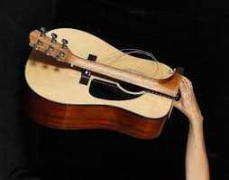 travel size guitar fender folding acoustic guitars same great sound in compact travel size