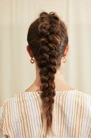25 seriously easy braids for long hair