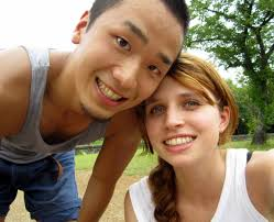 American among asian relationship woman