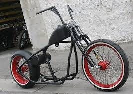 harley rigid bobber motorcycles for sale