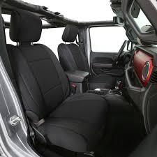 rear seat cover set jeep jl 4 dr