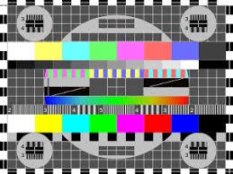 Телевидение в России Википедия Настроечные таблицы российского телевидения