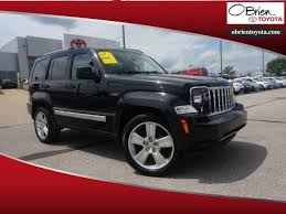 2016 jeep liberty 4wd 4dr limited jet in indianapolis in tom o brien