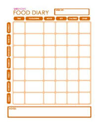 free food journal template free food journal food journal healthy living and health remedies