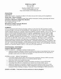 C Resume Sample Sample Resume for C Net Developer New Sample Resume for C Net 1