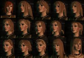 Skyrim Hair Style Mod more hairstyles dragon age origins images 5263 by wearticles.com