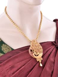 Gold Jewellery Pendant Designs Peacock Designer Pendant Necklace Jewelry Pendants
