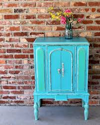 turquoise painted furniture ideas. Exellent Painted Paintedturquoiseandgreen Inside Turquoise Painted Furniture Ideas