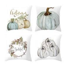Home Textile Pillow <b>Case Cartoon</b> Series <b>Halloween</b> Pumpkin Hug ...