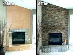 stone panels for fireplace faux s over brick how veneer reviews alpine panel faux stone