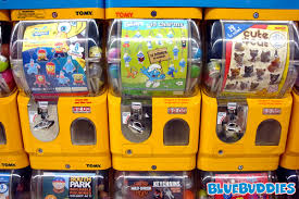 Tomy Vending Machine Inspiration Smurf Vending Machines