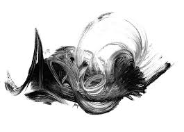 black and white abstract art art black and white toretoco