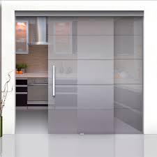 glass sliding door system smart