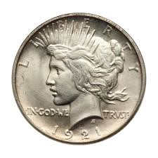 Value Of 1921 Silver Dollar Sdc