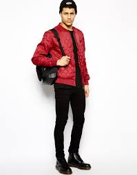 Red Bomber Jacket Mens - JacketIn & Red Bomber Jacket Mens sqdy3R Adamdwight.com
