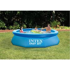 intex swimming pool for kids. Brilliant For Intex 10u0027 X 30 With Swimming Pool For Kids W