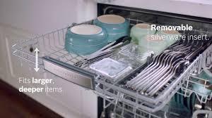 bosch dishwasher third rack. Bosch Dishwashers With The MyWay Rack On Dishwasher Third